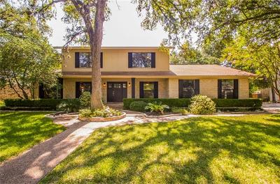 Austin Single Family Home Pending - Taking Backups: 11001 Plumewood Dr