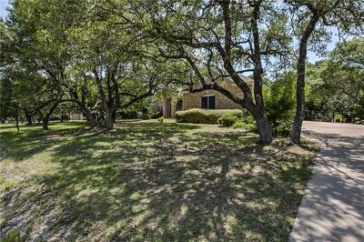 Dripping Springs Single Family Home For Sale: 10844 West Cave Loop