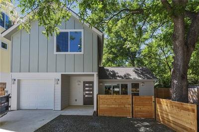 Single Family Home For Sale: 3012 Prado St #2