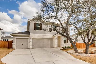 Austin Single Family Home For Sale: 5221 Cipriano Dr