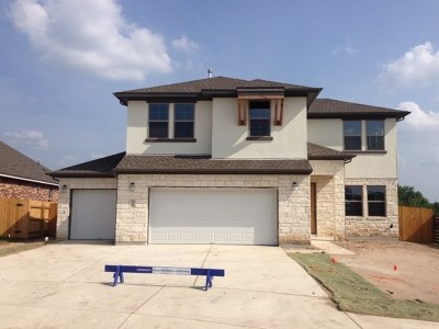 Hutto Single Family Home For Sale: 1013 Skylark Ln
