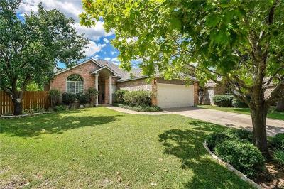 Georgetown Single Family Home For Sale: 110 Pecan Vista Ln