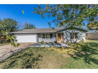 Austin Single Family Home For Sale: 2504 Cascade Dr