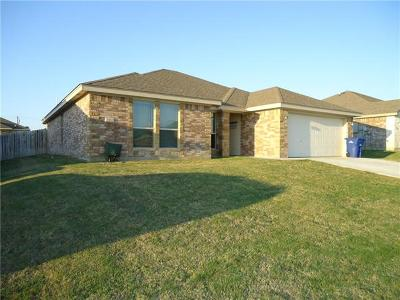 Coryell County Single Family Home For Sale: 3410 Lucas