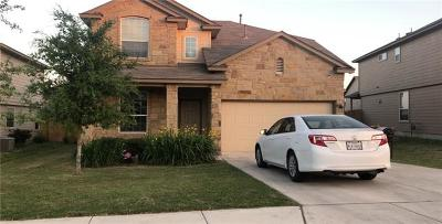 San Marcos Single Family Home For Sale: 142 Linden Ln