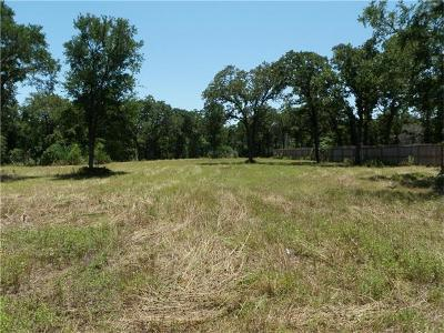 Bastrop County Residential Lots & Land For Sale: LOT 2 Voss Pkwy