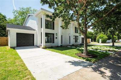 Austin Single Family Home For Sale: 6102 A Bullard Dr
