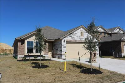 Round Rock Single Family Home For Sale: 5949 Agostino Dr