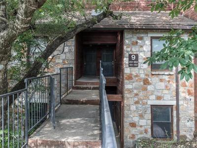 Austin Condo/Townhouse For Sale: 4711 Spicewood Springs Rd #9-152