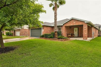 Leander Single Family Home For Sale: 2011 Fall Creek Dr
