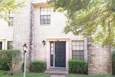 Austin TX Condo/Townhouse For Sale: $157,700