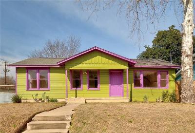 Austin Single Family Home For Sale: 5500 Joe Sayers Ave