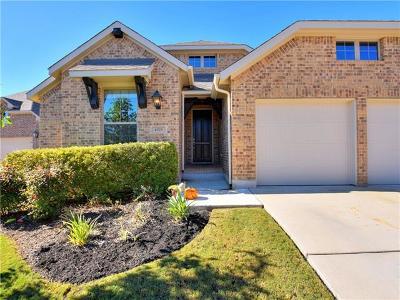 Leander Single Family Home For Sale: 4028 Castella Cv