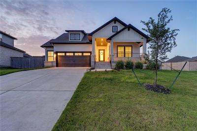 Kyle Single Family Home For Sale: 112 Arapaho Dr