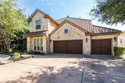 Austin Single Family Home For Sale: 405 Horseback Holw