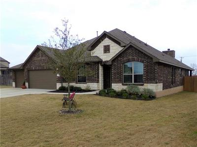 Round Rock Single Family Home Pending - Taking Backups: 7031 Donato Pl