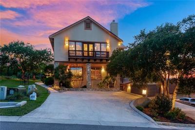 Horseshoe Bay Single Family Home For Sale: 210 Half Moon