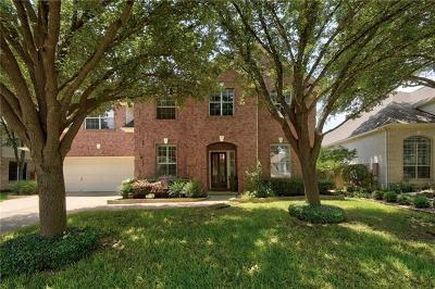Round Rock Single Family Home Pending - Taking Backups: 6010 Spindle Top Ter