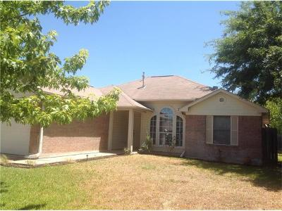 Georgetown Single Family Home Pending - Taking Backups: 103 Azalea Dr