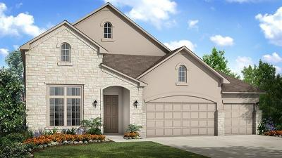 Round Rock Single Family Home For Sale: 4811 Fiore Trl