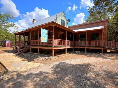 Single Family Home For Sale: 1901 Little Ranches Rd