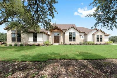 Liberty Hill Single Family Home For Sale: 216 Oak Hill Dr