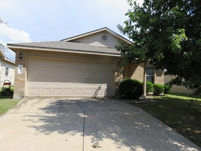 Elgin Single Family Home Pending - Taking Backups: 18029 Basket Flower Bnd