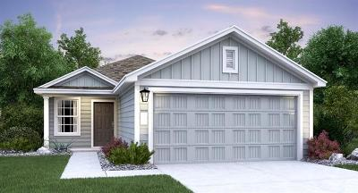 Buda Single Family Home For Sale: 278 Emerald Green Trl