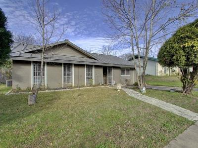 Austin Single Family Home For Sale: 9716 Dallum Dr