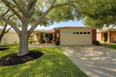 Pflugerville Single Family Home For Sale: 17112 Simsbrook Dr