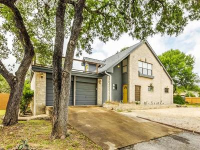 Travis County Single Family Home For Sale: 2402 Rain Water Dr