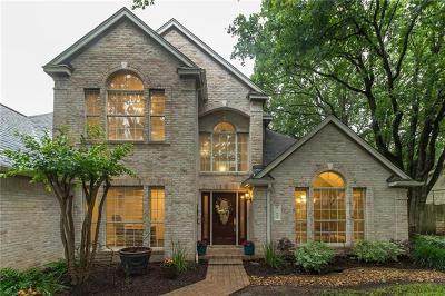 Round Rock Single Family Home Pending - Taking Backups: 923 Blue Spring Cir N