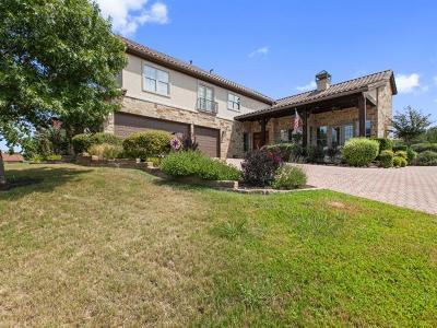 Austin Single Family Home For Sale: 519 Golden Bear Dr