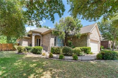 Steiner Ranch Single Family Home For Sale: 2726 Grimes Ranch Rd