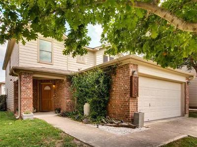 Austin Single Family Home For Sale: 6612 Quinton Dr