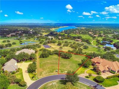 Barton Creek Lakeside, Barton Creek Lakeside Ph 01, Barton Creek Lakeside Ph 03, Barton Creek Lakeside The Ranch, Barton Creek Lakeside, Ranch Section 10, Barton Creek Lakeside/Ranch Sec 3, Barton Creek Lakeside/The Ranch Residential Lots & Land For Sale: Lot 17 Cloudland Ct