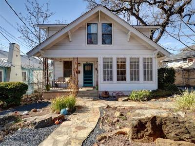 Single Family Home For Sale: 904 Robertson St