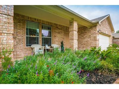 Cedar Park TX Single Family Home For Sale: $329,000