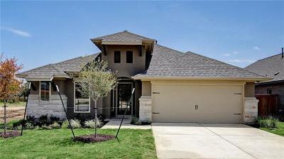Leander Single Family Home For Sale: 2424 Burberry Ln
