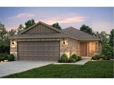 Single Family Home For Sale: 416 Holiday Creek Ln