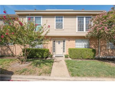 Austin Condo/Townhouse For Sale: 743 E Oltorf St #201