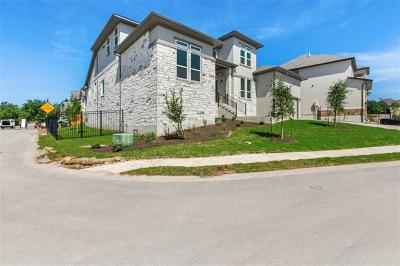 Hays County, Travis County, Williamson County Single Family Home For Sale: 11621 Lake Stone Dr