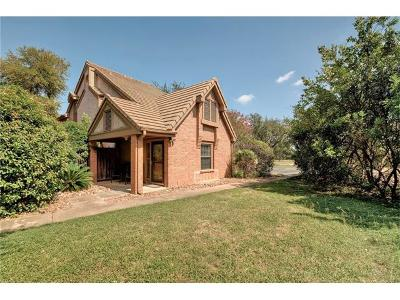 Austin Condo/Townhouse For Sale: 11310 Spicewood Club Dr #1