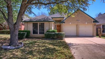 Austin Single Family Home For Sale: 13125 Armaga Springs Rd