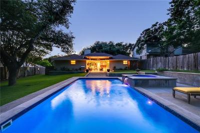Hays County, Travis County, Williamson County Single Family Home Pending - Taking Backups: 8003 Greenslope Dr