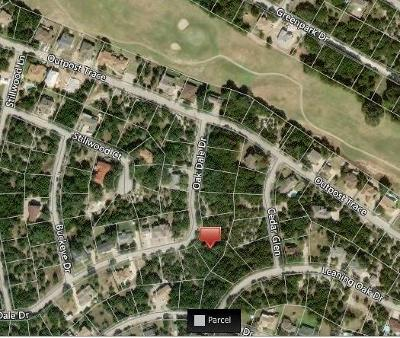 Lago Vista TX Residential Lots & Land For Sale: $11,995