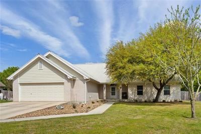 Lockhart Single Family Home For Sale: 610 La Feliciana Dr