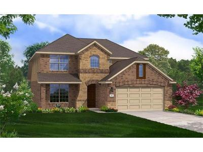 Pflugerville Single Family Home For Sale: 22032 Abigail Way