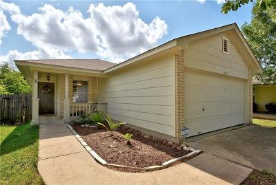 Austin Single Family Home For Sale: 11311 James Haller Dr