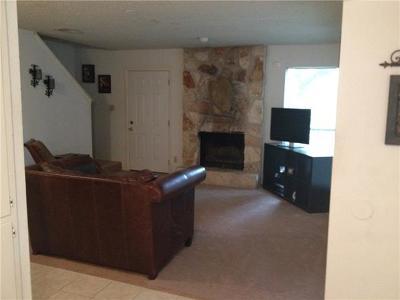 West Lake Hills Rental For Rent: 1303 Camp Craft Rd #C